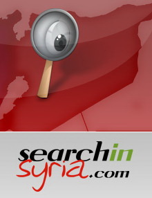 search in syria