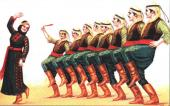 Folklore Dance